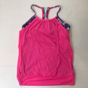 IVIVVA LULULEMON DOUBLE DUTCH RACERBACK tank 12